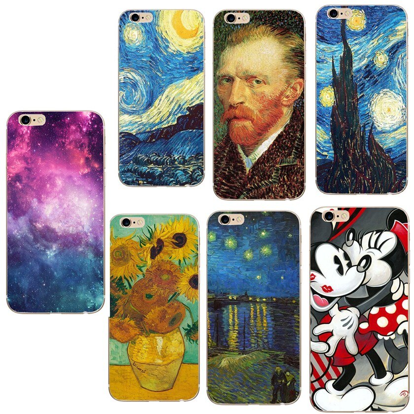coque iphone xs van gogh