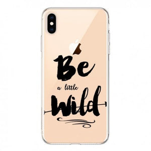 coque iphone xs wild