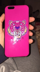 coque kenzo rose iphone xr