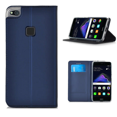 coque p10 huawei portefeuille