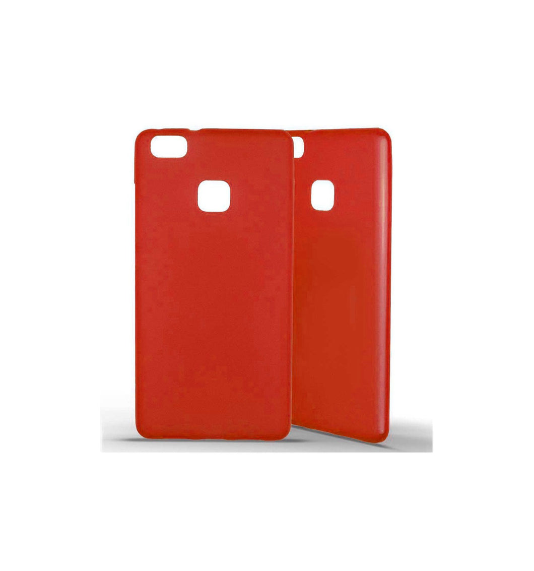 coque p9 lite huawei rouge