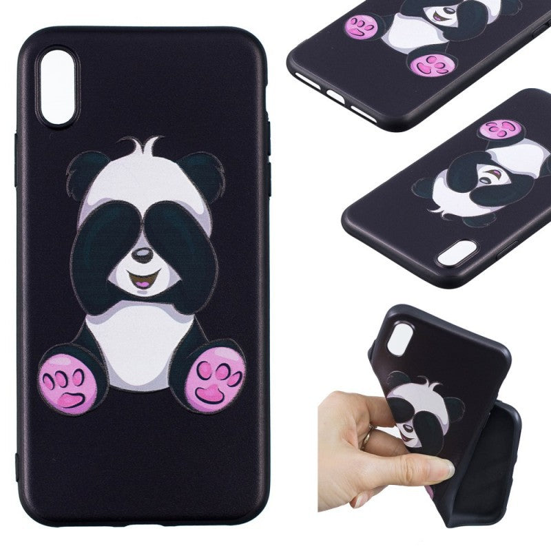 coque panda iphone xs max
