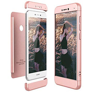 coque rose gold huawei p8 lite 2017