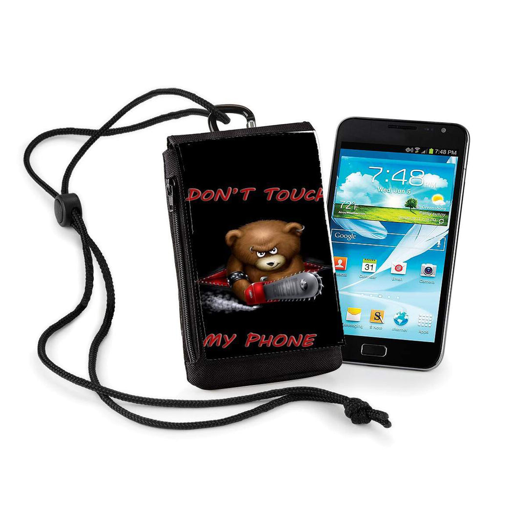 coque samsung a40 don't touche my phone