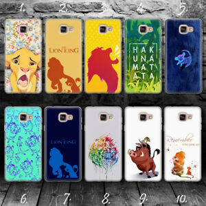 coque samsung galaxy a7 2018 disney roi lion