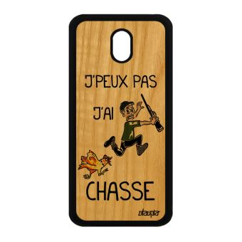 coque samsung j3 2017 chasse