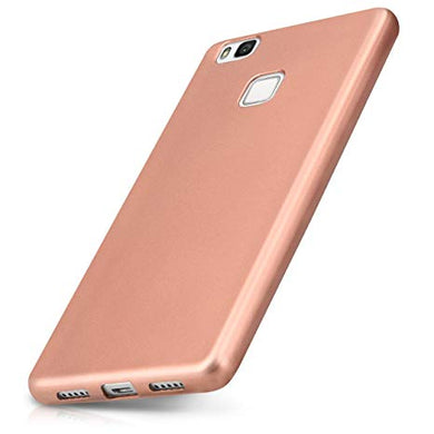 coque silicone huawei p9 lite gold