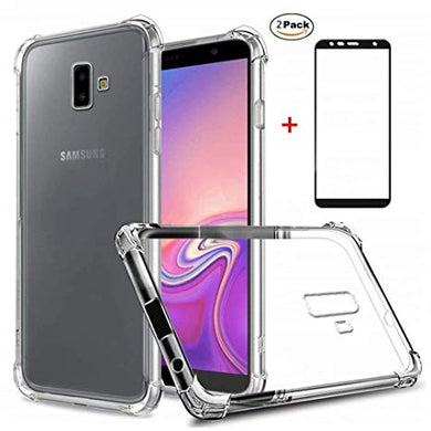 coque transparente galaxy j6