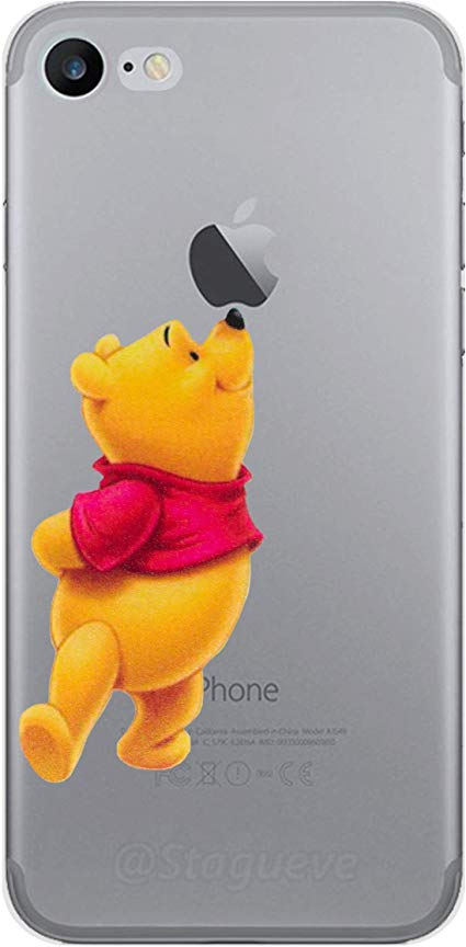 coque winnie l ourson iphone 7