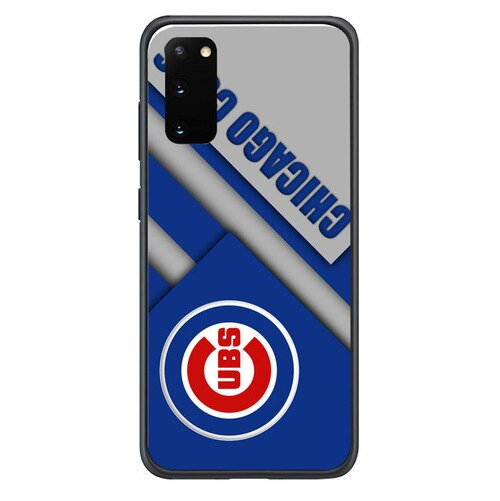 Chicago Cubs Wallpaper X9323 coque Samsung Galaxy S20, S20 5G