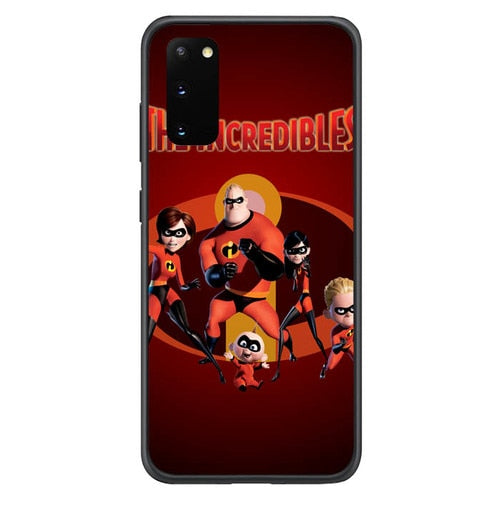 the incredibles L0247a coque Samsung Galaxy S20, S20 5G