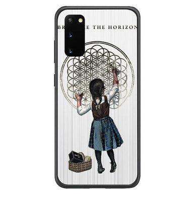 bring me the horizon girl L1061 coque Samsung Galaxy S20, S20 5G