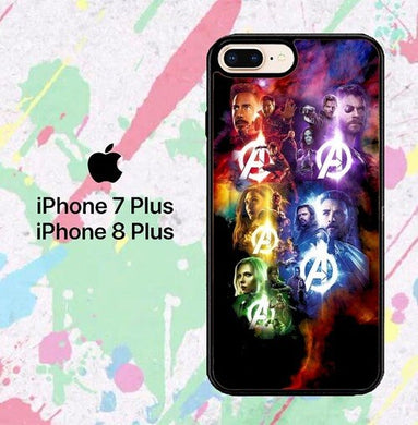 Avengers Endgame L2905  iPhone 7 Plus , iPhone 8 Plus