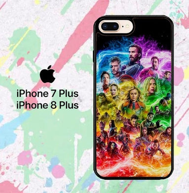 Avengers Marvel L2907  iPhone 7 Plus , iPhone 8 Plus