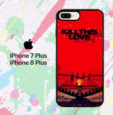 Blackpink Kill This Love L2909  iPhone 7 Plus , iPhone 8 Plus