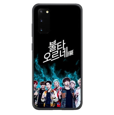 BTS Wallpaper L3087 coque Samsung Galaxy S20, S20 5G