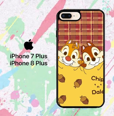 chip n dale W8903  iPhone 7 Plus , iPhone 8 Plus