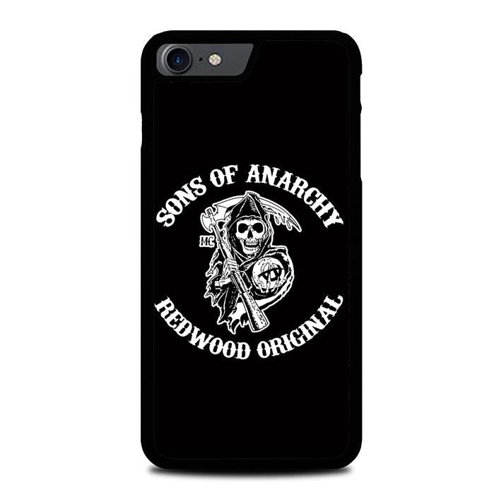 sons of anarchy redwood Z4388 iPhone 7 , iPhone 8 coque