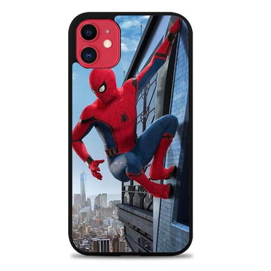 spiderman homecoming 2017 Z4988 iPhone 11 coque