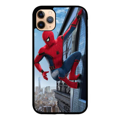 spiderman homecoming 2017 Z4988 iPhone 11 Pro Max coque