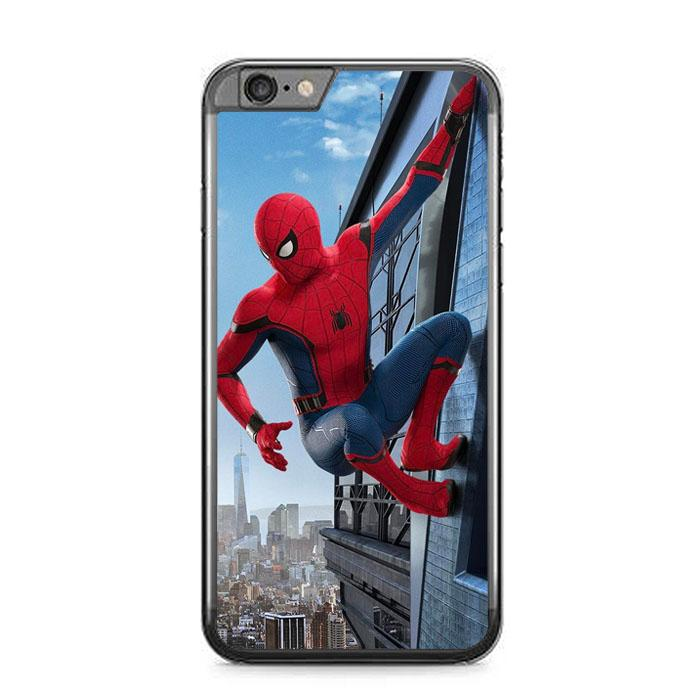 spiderman homecoming 2017 Z4988 iPhone 6 Plus, 6S Plus coque