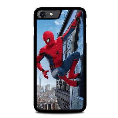 spiderman homecoming 2017 Z4988 iPhone 7 , iPhone 8 coque