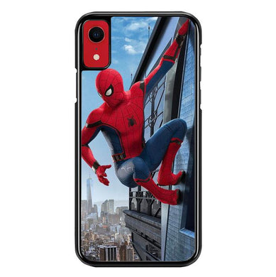 spiderman homecoming 2017 Z4988 iPhone XR coque