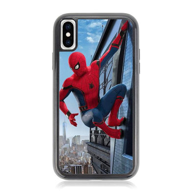 spiderman homecoming 2017 Z4988 iPhone XS Max coque