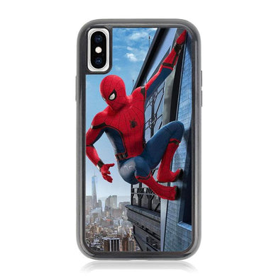 spiderman homecoming 2017 Z4988 iPhone X, XS coque