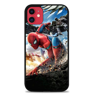 spiderman homecoming Z4987 iPhone 11 coque