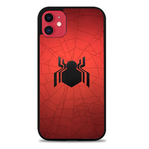spiderman homecoming logo Z4989 iPhone 11 coque