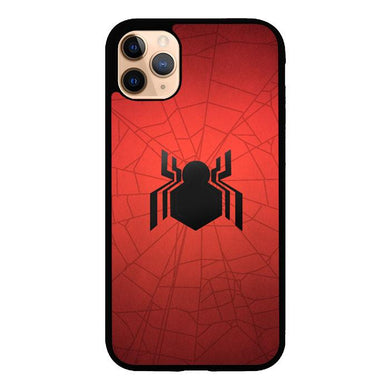 spiderman homecoming logo Z4989 iPhone 11 Pro Max coque