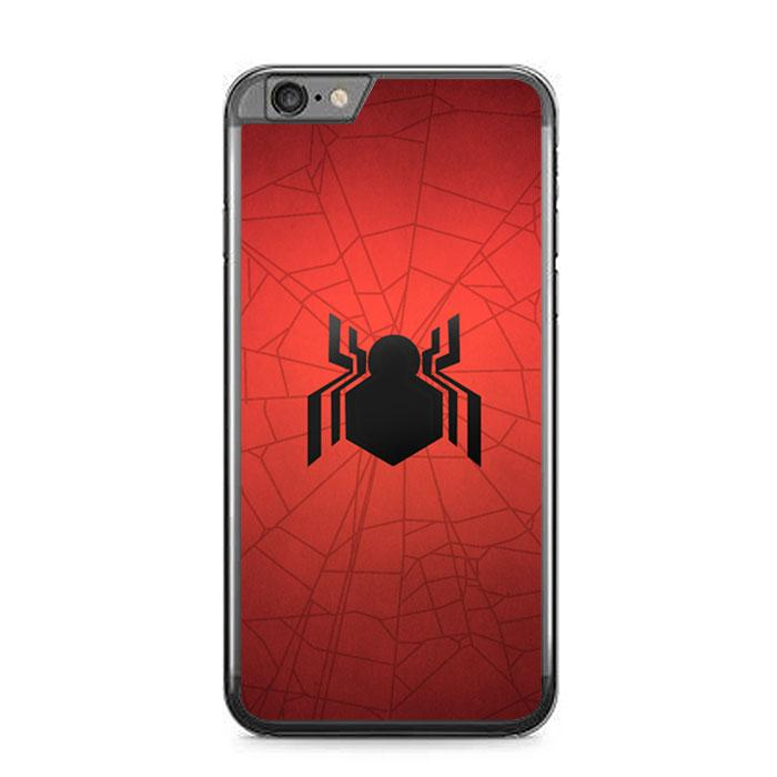 spiderman homecoming logo Z4989 iPhone 6 Plus, 6S Plus coque