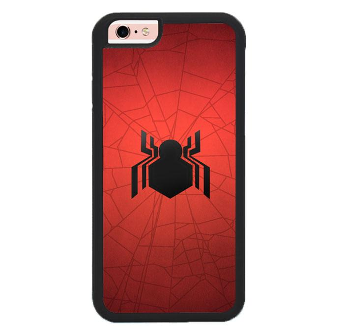 spiderman homecoming logo Z4989 iPhone 6 , 6S coque