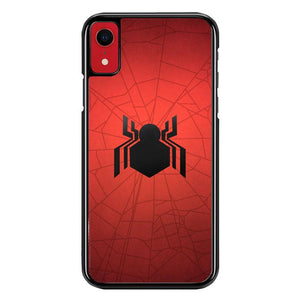 spiderman homecoming logo Z4989 iPhone XR coque