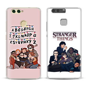 stranger things coque huawei p smart