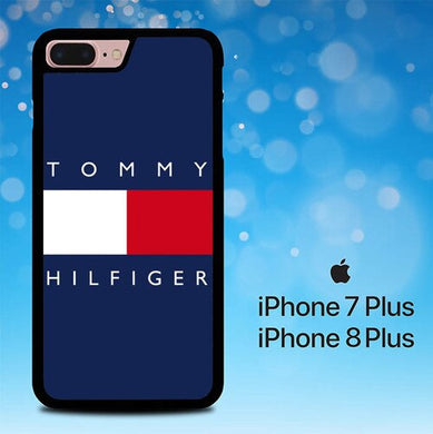 Tommy Hilfiger P0416 coque iPhone 7 Plus , iPhone 8 Plus