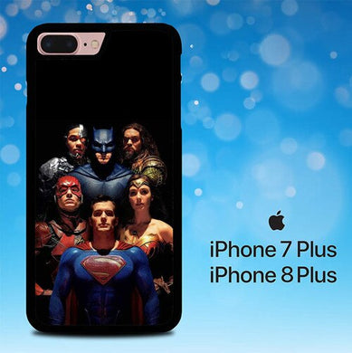 Cool Justice League P1335 coque iPhone 7 Plus , iPhone 8 Plus