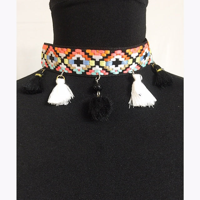 Kambili Choker Necklace