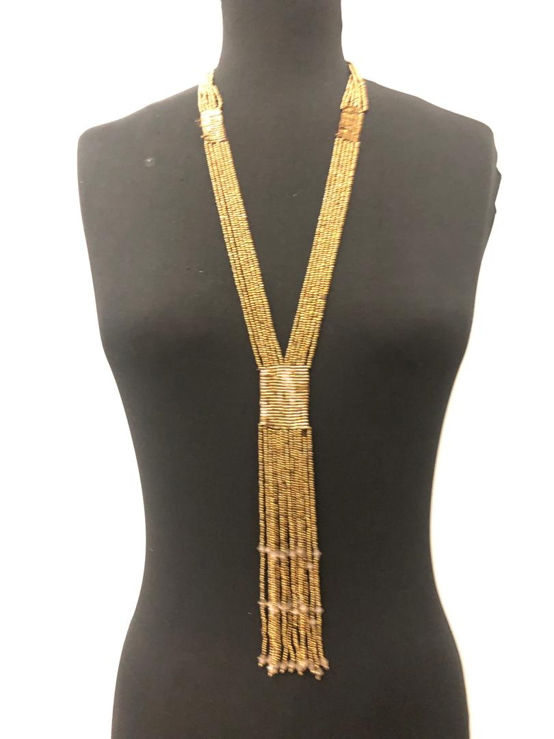 Muna Costume Necklace