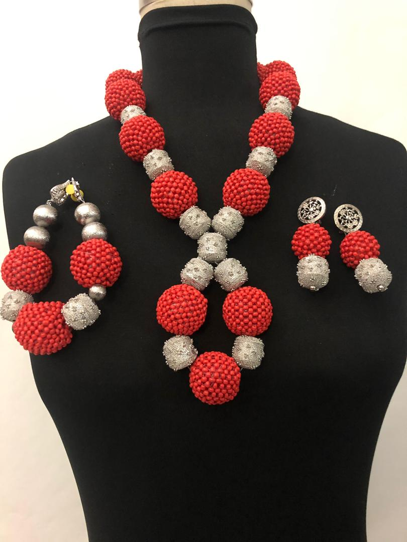 Nwandi African Necklace