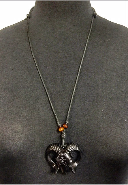 Ethnic Mixed Cord Necklaces
