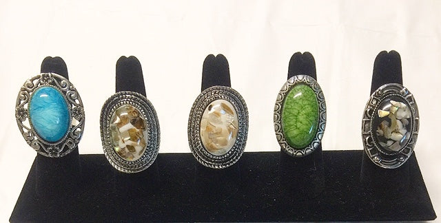 Design Stone Free Size Rings