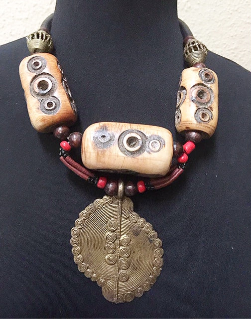 Akah African Necklace