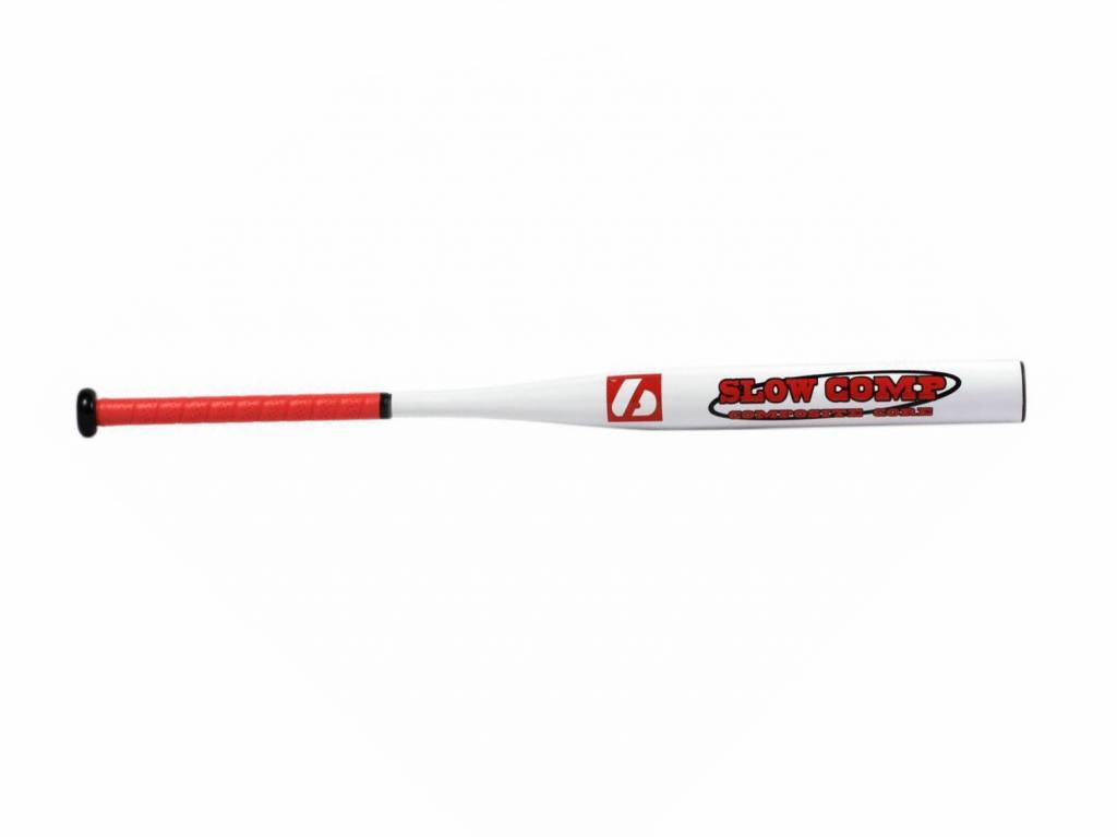 SLOW COMP BATTE SOFTBALL SLOWPITCH COMPOSITE 1PCS, TAILLE 34
