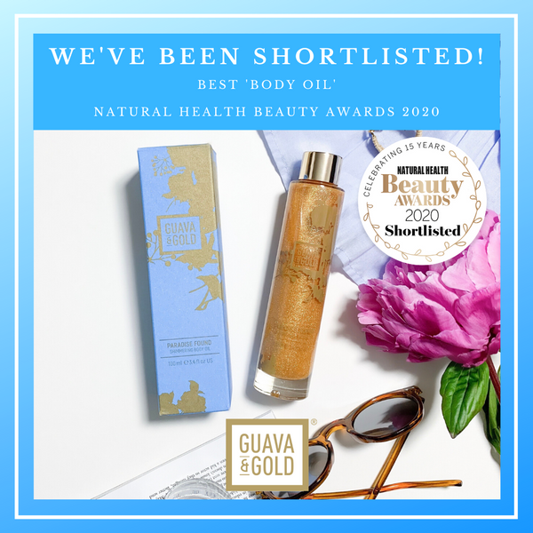 Natural Health Beauty Awards 2020