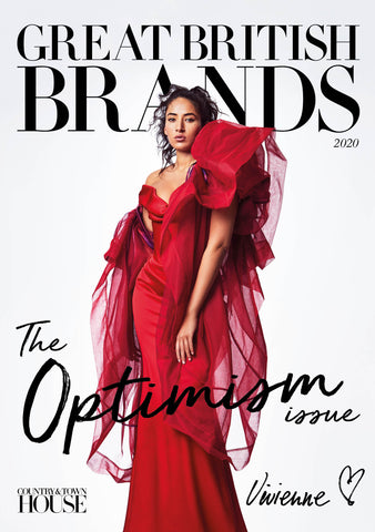 Great British Brands optimism front cover