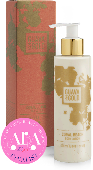 Coral Beach Body Lotion