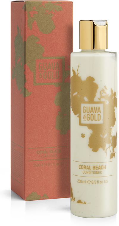 Buy our coral beach conditioner