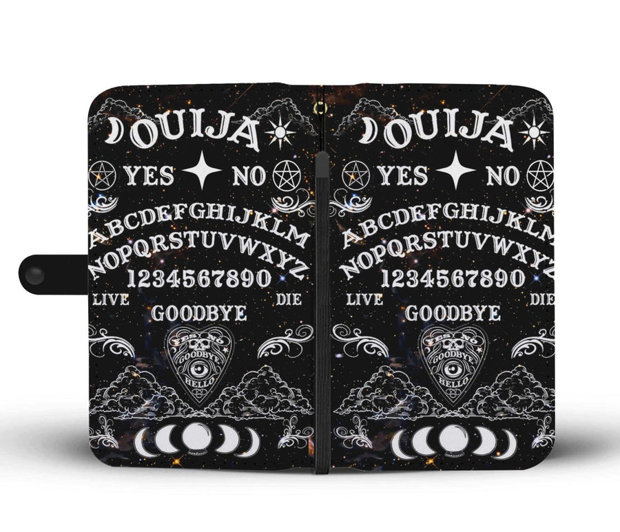 Ouija Witch Wallet Case